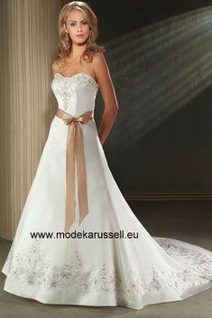 5a79ec5941 Brautkleid Daria fuer Damen im Online Shop: Spitzen Auswahl - guenstige  Marken - Brautkleider Lang
