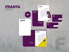 Franta- Corporate Identity