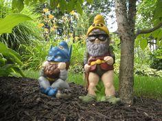 Custom Garden Gnomes