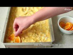 Griechischer Orangenkuchen (Portokalopita) - ein herrlich saftiger Orangenkuchen mit Filoteig, der mit Orangensirup getränkt wird. Schmeckt total lecker. Das Rezept zum Video gibts auf Allrecipes Deutschland: http://de.allrecipes.com/rezept/15502/portokalopita--griechischer-orangenkuchen-aus-filoteig-.aspx