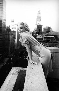 """Imperfection is beauty, madness is genius and it's better to be absolutely ridiculous than absolutely boring."" - Marilyn Monroe"