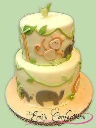 zoo cake 1