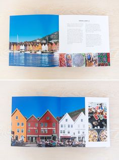 Travel Series, Sweden & Norway – Suzanne O'Brien Studio Reiseserie, Schweden & Norwegen – Suzanne O'Brien Studio Family Yearbook, Yearbook Theme, Yearbook Layouts, Yearbook Design, Coffee Table Book Layout, Travel Book Layout, Travel Photo Album, Couple Travel, Photo Voyage