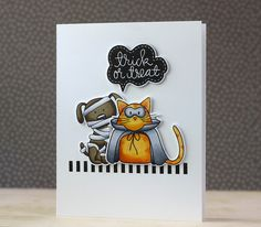 Awesome card by Laura Bassen using Simon Says Stamp Exclusives from the 2014 Stamptember release.