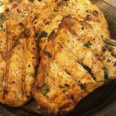 Grilled Moroccan Chicken Recipe #healthy #recipes