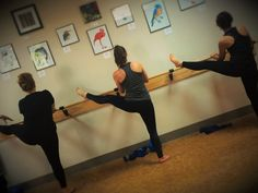 Pilates Mat and Barre Classes