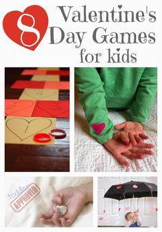 8 valentine's day games for kids toddler approved день свято Kinder Valentines, Valentines Games, Valentine Theme, Valentines Day Activities, Valentine Day Love, Valentines Day Party, Valentine Day Crafts, Valentine Ideas, Valentinstag Party