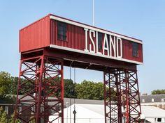 Governors Island — Pentagram