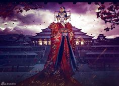 New posters of Fan Bingbing in 'The Empress of China' | China Entertainment News