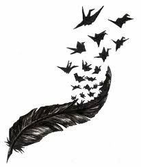 Картинки по запросу vogel tattoo vorlage