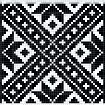 Maori Designs, Bargello, C2c, Diy Projects To Try, Knit Patterns, Ornament, Quilting, Cross Stitch, Embroidery