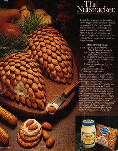 Pine cone spread