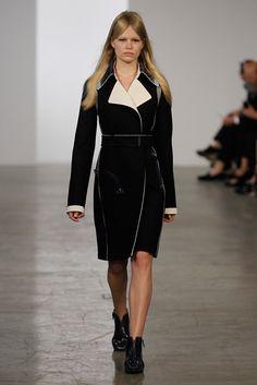 Calvin Klein Collection, Look #1