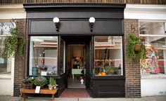 Storefront Design Ideas | Coriander Girl, a new interior design store in Parkdale , selling ...