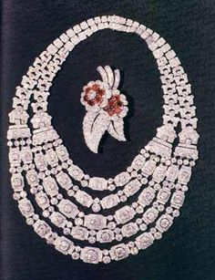 more from the Greville gift of the Queen Mum, given to Prince Charles and worn by Camilla