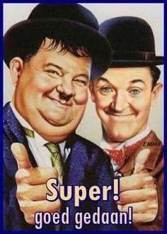 Super gedaan! Laurel Et Hardy, Stan Laurel Oliver Hardy, Funny Caricatures, Celebrity Caricatures, Work Related Quotes, Vintage Children Photos, Comedy Duos, Hollywood Cinema, Movie Posters