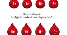 Taşıdığımız kanın grup özellikleri aynı zamanda kişiliğimizle ilgili bilgi verebilir mi? Genel istatistiklerden çıkarılmış bu sonuçlar ile bir cevap alınmış aslında. Kan grubumuz sadece fiziksel değil mental yaşamımızda da etkili olabilir...