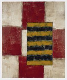 Skerry  1992  Oil on linen  36 x 30 in (91.4 x 76.2 cm)