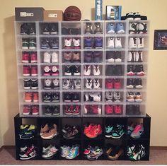 Sneakers head organization ideas for 2019