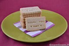 Biscotti di pasta frolla - Gnam Gnam