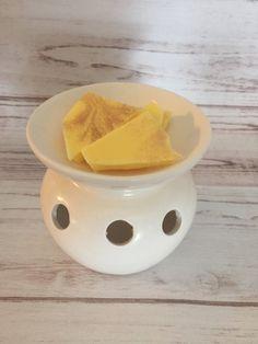 Hot Buttered Popcorn, Wax Brittle, Soy Wax Brittle, Wax Melts, Wax Tarts, Hand Poured, Handmade, Gift For Women, Gift For Men, Glitter Wax by StargazerHomeDecor on Etsy