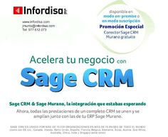 Integración de Sage Crm Solutions y Sage Murano