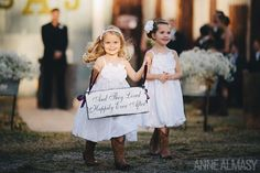 """As a childless-by-choice, I-don't-even-have-pets photographer who has never uttered the words, """"I love children!"""", you might be surprised to find me encouraging couples to include kids in their wedding celebration. But I have, and I do...."""