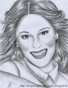 martina stoessel drawing - Căutare Google