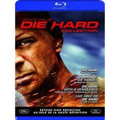 Love the Die Hard movies