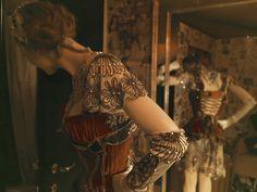 #steampunk circus #woman