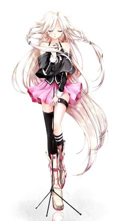 Vocaloid IA very beautiful                                                                                                                                                                                 More