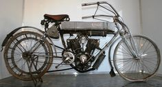 The Vintagent: BARN FIND 1909 CURTISS