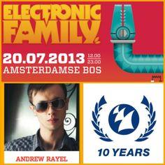 10 Years Armada at Electronic Family: Andrew Rayel Armada Music, 10 Years, Mens Sunglasses, Fresh, Electronics, News, Celebrities, Celebs, Men's Sunglasses
