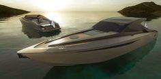Tecnoneo: Hunton XRS52 lancha de lujo que ofrece una velocidad máxima de 65 nudos