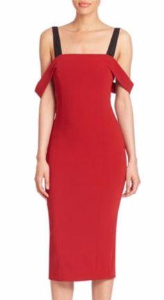 eebb2dded6a10 Cinq à Sept Nova Cold-Shoulder Dress Cold Shoulder Dress