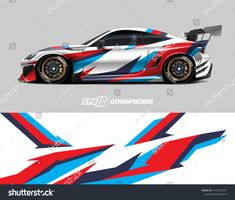 Abstract stripe background for wrap vehicles race cars cargo vans pickup trucks and livery. Old Ford Trucks, Big Trucks, Jeep Pickup, Pickup Trucks, Disney Cars, Sport Cars, Race Cars, Car Wrap Design, Vinyl For Cars