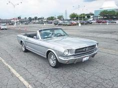 1964-1/2 Ford Mustang Convertible