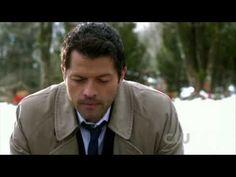 Supernatural 6x20 - Castiel Tells Us His Story - YouTube
