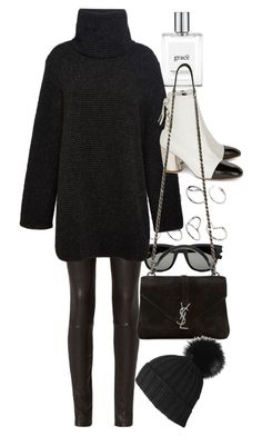 Untitled by nikka-phillips featuring a slouch hat Casual Fall Outfits, Simple Outfits, Stylish Outfits, Fashion Outfits, Autumn Fashion Work, Looks Style, My Style, Fashion Tips For Women, Womens Fashion