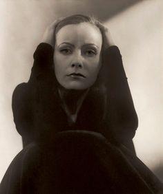 Greta Garbo, Vanity Fair, ottobre 1929 - Edward Steichen