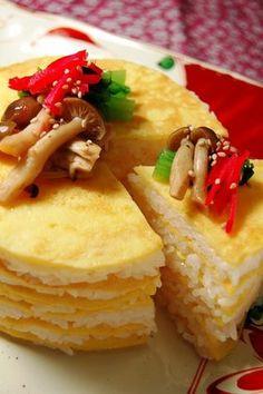 .rice cake