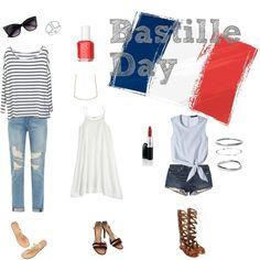 Celebrate Bastille Day by dressing like a true Parisian!