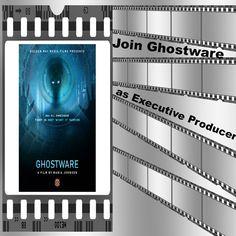 Ghostware A Sci-Fi Horror Feature Film Sci Fi News, Sci Fi Horror, Executive Producer, Feature Film, Join, Romance, Romance Film, Romances, Romance Books