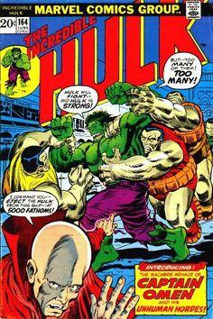 Incredible Hulk # 164 by Herb Trimpe
