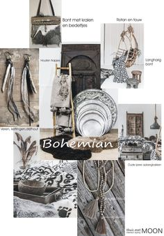 blog thuis met Moon Bohemain style...the earrings!!!...feathers, a twig, a chain, a bead...perfect