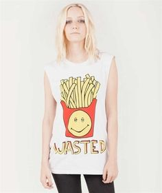 A snack-positive tee. | Community Post: 24 Things Every Stoner Babe Needs To Buy Right This Second