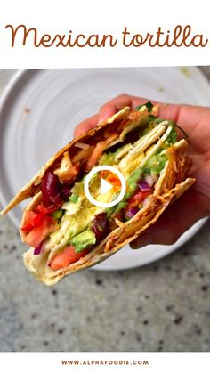 Mexican Food Recipes, Real Food Recipes, Cooking Recipes, Yummy Food, Healthy Low Carb Recipes, Vegan Recipes, Amazing Food Videos, Healthy Eating, Healthy Cooking