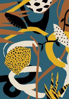 Art arte abstracto pintura, illustration arte et arte gráfico. Art And Illustration, Pattern Illustration, Surface Pattern Design, Pattern Art, Abstract Pattern, Textures Patterns, Print Patterns, Motifs Textiles, Phone Wallpaper Images