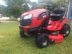 430 Sears Craftsman Lt1000 Riding Mower Tractor Smyrna