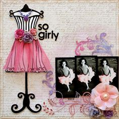 Stacy Cohen's Gallery: So Girly